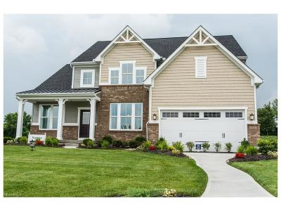 North Ridgeville Single Family Home For Sale: 13 Stockport Mill Dr