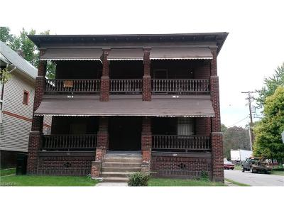 Cleveland Multi Family Home For Sale: 730 East 92nd St