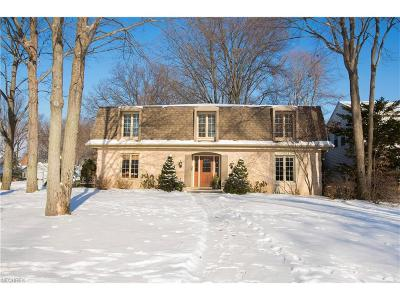 Bay Village Single Family Home For Sale: 31416 Narragansett Ln