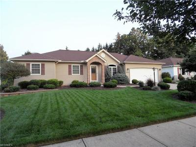 Parma Single Family Home For Sale: 6321 Old Virginia Ln