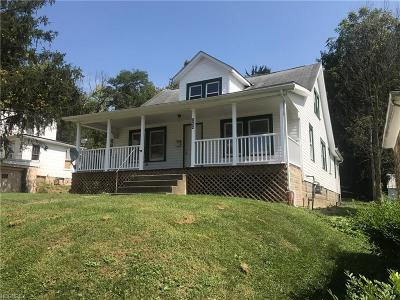 Zanesville Single Family Home For Sale: 622 Cliffwood Ave