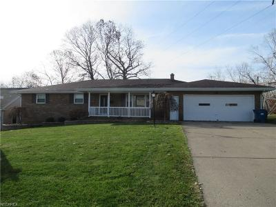 Struthers Single Family Home For Sale: 153 Rocky Ledge