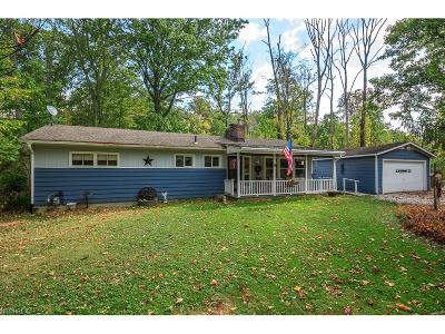 Brecksville Single Family Home For Sale: 10227 Barr Rd