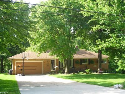 Brecksville Single Family Home For Sale: 8296 Whitewood Rd