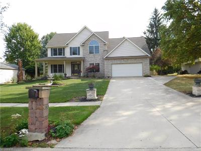 Broadview Heights Single Family Home For Sale: 2869 Lydia Dr