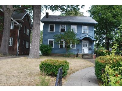Multi Family Home Sold: 13876 Clifton Boulevard