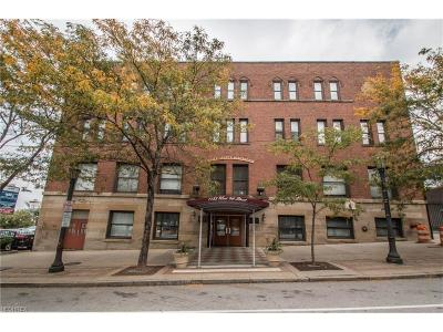 Cleveland OH Condo/Townhouse For Sale: $212,500