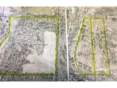 Residential Lots & Land Sold: Henderson School Rd