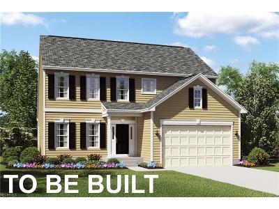 North Ridgeville Single Family Home For Sale: S/L 1320 Fawn Ln