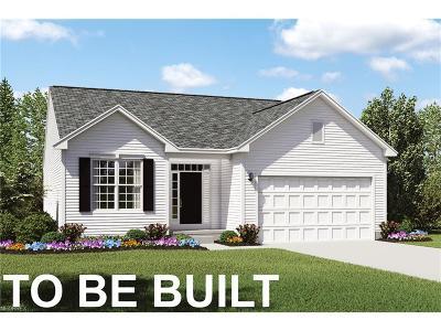 North Ridgeville Single Family Home For Sale: S/L 1319 Fawn Ln