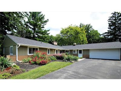 Pepper Pike Single Family Home For Sale: 28649 Bolingbrook Rd