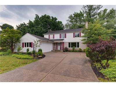 Shaker Heights Single Family Home For Sale: 23650 Fairmount Blvd