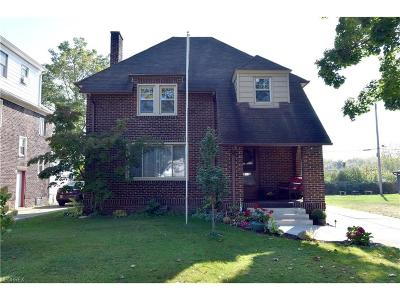 Mcdonald Single Family Home For Sale: 415 Indiana Ave