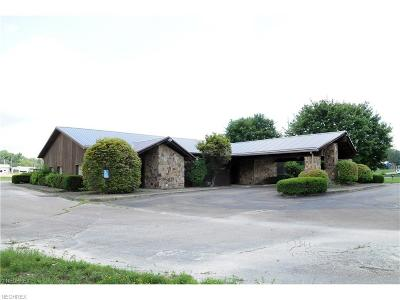 Guernsey County Commercial Lease For Lease: 11351 East Pike Rd