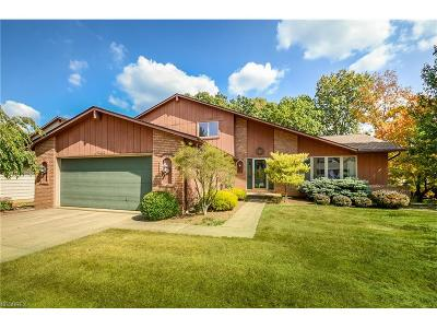 Strongsville OH Single Family Home For Sale: $238,900
