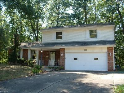 Girard Single Family Home For Sale: 35 Hillside Dr