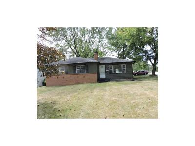 Boardman OH Single Family Home For Sale: $39,900