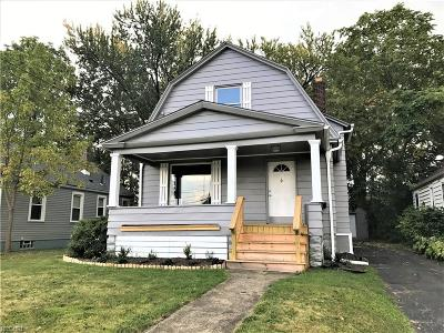 Struthers Single Family Home For Sale: 484 Elm St