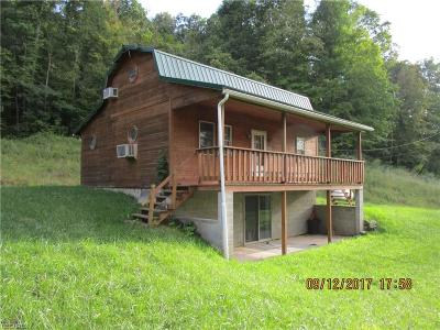Guernsey County Single Family Home For Sale: 65500 Rosedale Rd