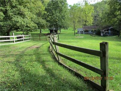 Guernsey County Farm & Ranch For Sale: 9644 Candy Rd