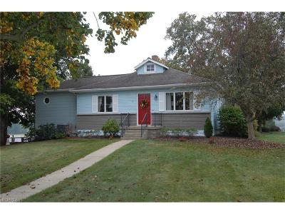 Zanesville Single Family Home For Sale: 380 Browns Dr