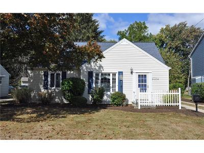 Westlake Single Family Home For Sale: 24204 Hedgewood Ave