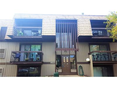 North Royalton OH Condo/Townhouse For Sale: $55,000