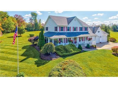 Chardon Single Family Home For Sale: 9595 Juniper Dr