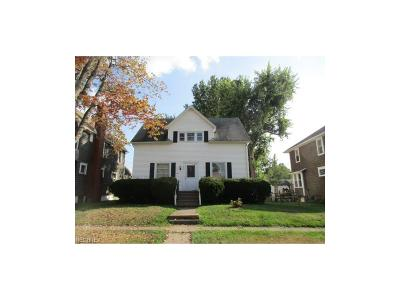 Single Family Home For Sale: 335 West Indiana Ave