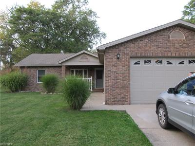 Broadview Heights Single Family Home For Sale: 2306 West Wallings Rd