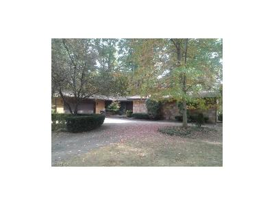 Warren Single Family Home For Sale: 140 Quail Hollow Cir Southeast
