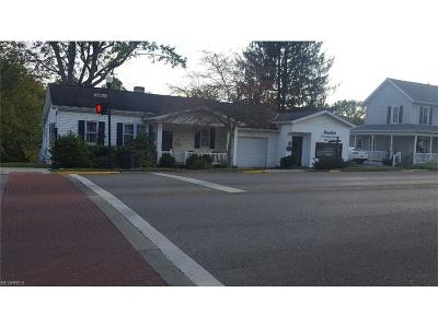 New Concord OH Single Family Home For Sale: $99,900