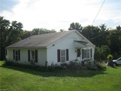 Zanesville Single Family Home For Sale: 2484 Highland