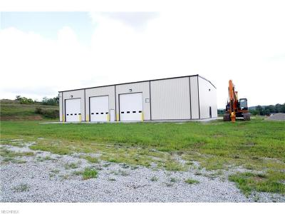 Guernsey County Commercial Lease For Lease: 11422 Old National Rd