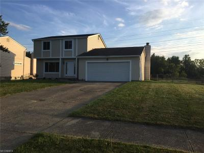 North Ridgeville Single Family Home For Sale: 35363 Chaucer Ct