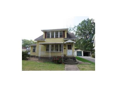 Single Family Home For Sale: 1106 Central Parkway Southeast