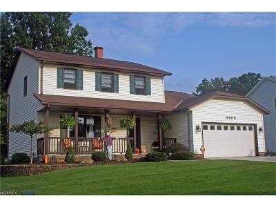 Parma Single Family Home For Sale: 9105 Running Brook Dr