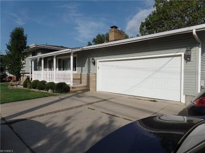 Brook Park Single Family Home For Sale: 6071 Smith Rd