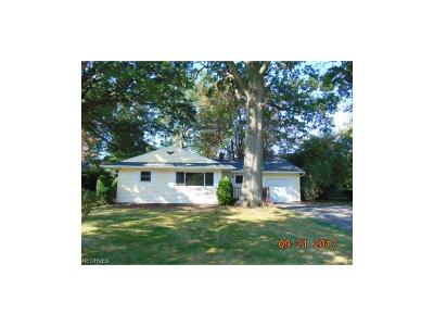 Painesville Single Family Home For Sale: 204 Normandy Dr