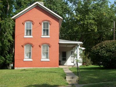 Zanesville Single Family Home For Sale: 1341 Sharon Ave