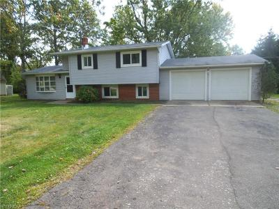 Hinckley Single Family Home For Sale: 2319 Weymouth Rd