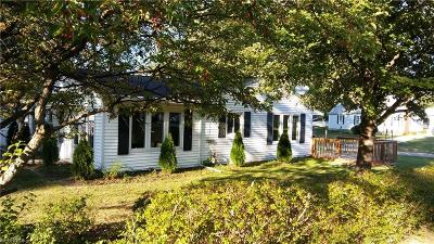 Madison Single Family Home For Sale: 1516 Chapman Ave