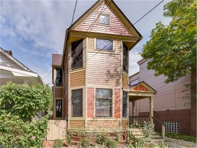 Cleveland Single Family Home For Sale: 2137 West 28th St