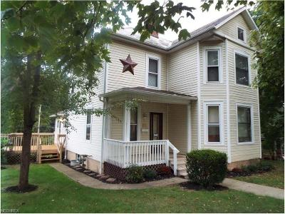 Single Family Home For Sale: 423 South Main St