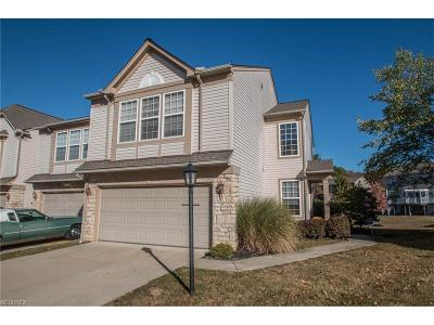 Brecksville, Broadview Heights Single Family Home For Sale: 1606 Laughton Cir