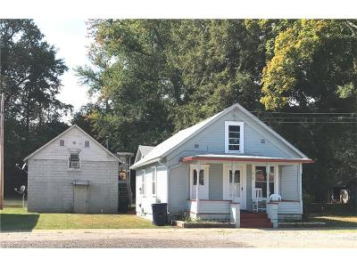 Multi Family Home For Sale: 214 North Main St