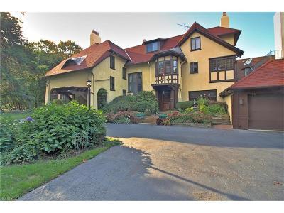 Bratenahl Single Family Home For Sale: 10229 Lake Shore Blvd