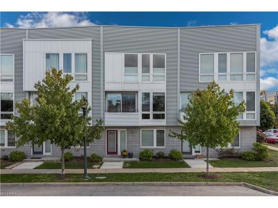 Cleveland Condo/Townhouse For Sale: 7313 Father Frascati Dr #K7313
