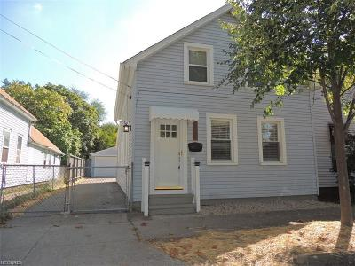 Single Family Home For Sale: 2325 West 40th St