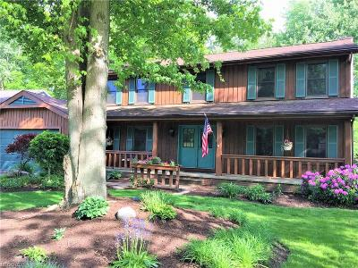 Mentor Single Family Home For Sale: 9126 Woodbury Ct